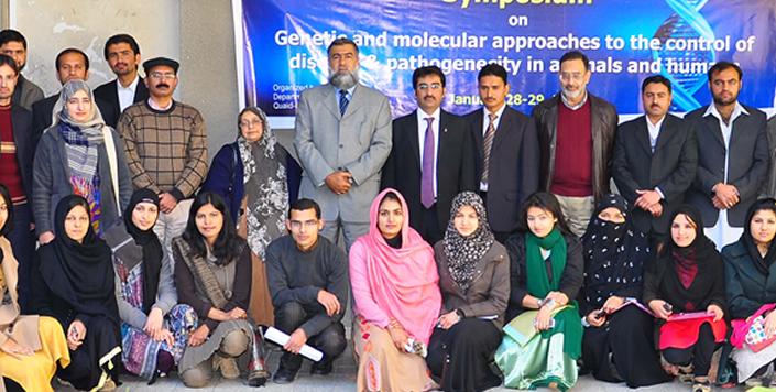 "Symposium on ""Genetic and molecular approaches to the control of disease"""