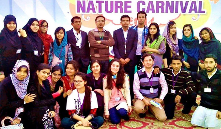 QAU Students Won 1st Position in Nature Carnival Organized by WWF Pakistan