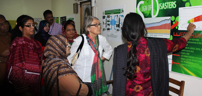 World Environment Day Celebrated by Department of Microbiology