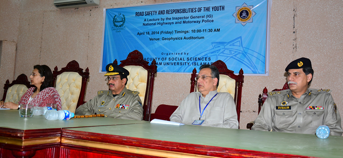 "Seminar on ""Road Safety and Responsibilities of the Youth"""