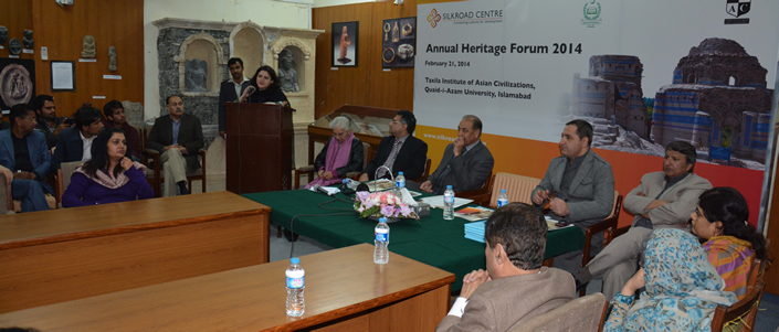 "Seminar on ""Challenges of Heritage Preservation and Management in Pakistan"""