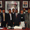 Delegation of Lanzhou University, China, Visits QAU